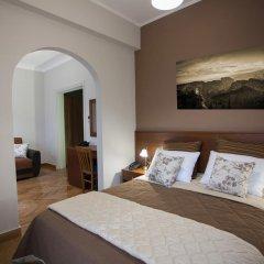 Отель Ambrosia Suites & Aparts 3* Стандартный номер с двуспальной кроватью