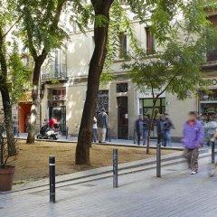 Отель Ramblas Suites Барселона спортивное сооружение