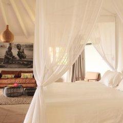 Отель Bom Bom Principe Island 4* Бунгало с различными типами кроватей фото 3
