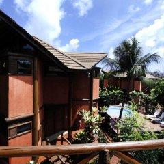 Отель Pousada Triboju балкон