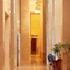 Howard Johnson All Suites Hotel интерьер отеля