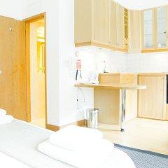 Апартаменты Studios 2 Let Serviced Apartments - Cartwright Gardens Студия Делюкс с различными типами кроватей