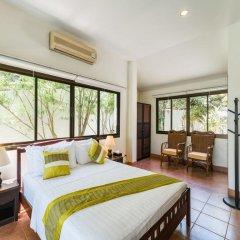 Отель 3 Bedroom Sea View Villa - Plai Laem (APS3) Таиланд, Самуи - отзывы, цены и фото номеров - забронировать отель 3 Bedroom Sea View Villa - Plai Laem (APS3) онлайн комната для гостей фото 4