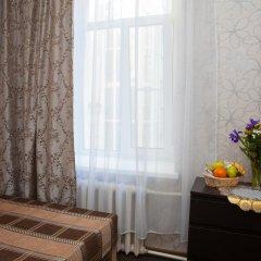 Marusya House Hostel Стандартный номер с двуспальной кроватью (общая ванная комната) фото 5