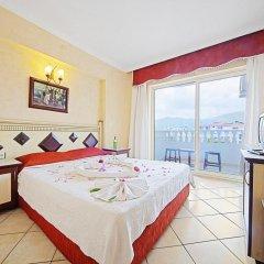 Selen Hotel комната для гостей