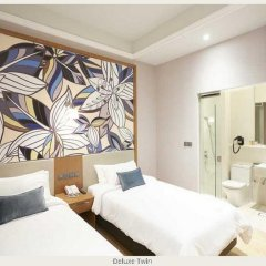 Hotel Bencoolen@Hong Kong Street 4* Номер Делюкс с 2 отдельными кроватями фото 2