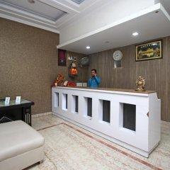 Отель Ashoka International Индия, Нью-Дели - отзывы, цены и фото номеров - забронировать отель Ashoka International онлайн интерьер отеля фото 3