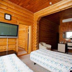 Белка Отель 3* Стандартный семейный номер с двуспальной кроватью фото 2