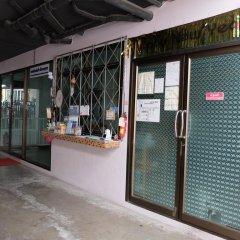 Отель Netprasom Residence Таиланд, Бангкок - отзывы, цены и фото номеров - забронировать отель Netprasom Residence онлайн парковка