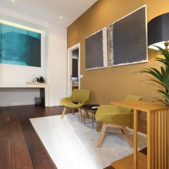 Отель Dominic Smart & Luxury Suites Terazije 4* Номер Делюкс с различными типами кроватей фото 3