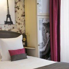 Отель Best Western Au Trocadero 3* Стандартный номер с разными типами кроватей