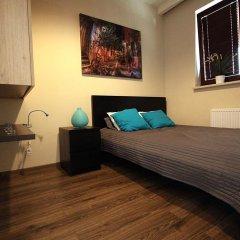 Отель Gdański Residence Улучшенные апартаменты с различными типами кроватей фото 7