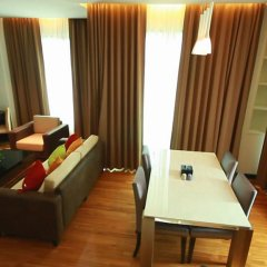 Отель Vertical Suite 5* Люкс