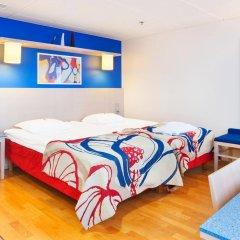 Отель Scandic Hakaniemi 3* Стандартный номер с различными типами кроватей фото 2