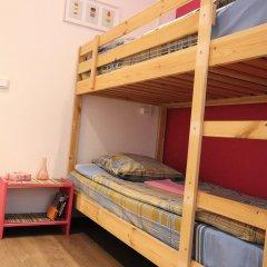 Хостел ULA Стандартный номер с двуспальной кроватью фото 7