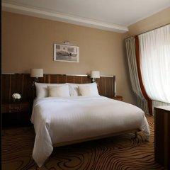 Новосибирск Марриотт Отель 5* Улучшенный люкс с различными типами кроватей фото 4