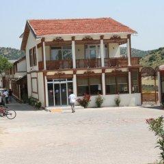 Отель Kestanbol Kaplicalari парковка