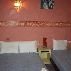 Отель Bab Sahara Марокко, Уарзазат - отзывы, цены и фото номеров - забронировать отель Bab Sahara онлайн комната для гостей фото 2