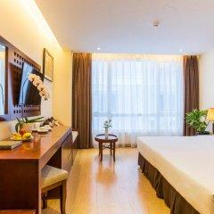 Paragon Saigon Hotel 4* Номер категории Премиум с различными типами кроватей фото 4
