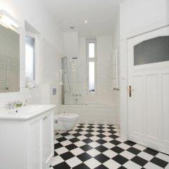 Апартаменты Marina Apartments Apartament Wzorcownia Сопот ванная