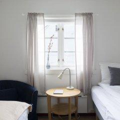 Отель Nidaros Pilegrimsgård Норвегия, Тронхейм - отзывы, цены и фото номеров - забронировать отель Nidaros Pilegrimsgård онлайн комната для гостей фото 5