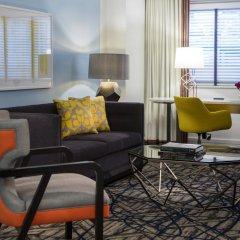 Kimpton Hotel Palomar Washington DC 4* Студия Делюкс с различными типами кроватей фото 4