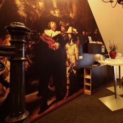 Hotel Fita гостиничный бар