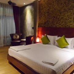 Отель Green View Village Resort 3* Номер Делюкс с различными типами кроватей фото 3