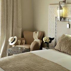 Отель Sofitel Marrakech Lounge and Spa 5* Улучшенный номер с различными типами кроватей фото 2
