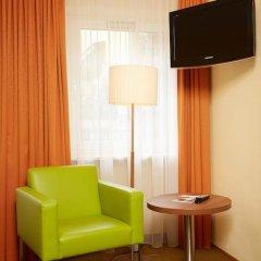Hotel Lux 3* Стандартный номер с различными типами кроватей фото 7