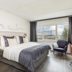 Radisson Blu Limfjord Hotel Aalborg 4* Стандартный номер с разными типами кроватей
