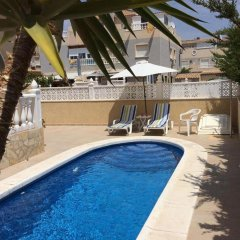 Отель Holiday Home Estaca бассейн фото 2