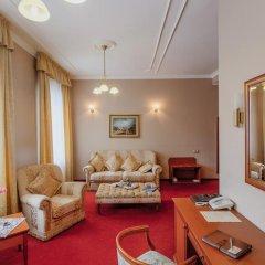 Бизнес-отель Купеческий 4* Улучшенная студия разные типы кроватей фото 3