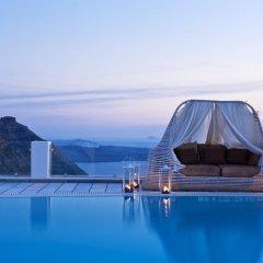 Отель Santorini Princess SPA Hotel Греция, Остров Санторини - отзывы, цены и фото номеров - забронировать отель Santorini Princess SPA Hotel онлайн бассейн фото 2