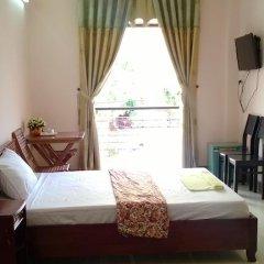 Отель Hi Hop Yen Homestay 2* Стандартный номер с двуспальной кроватью фото 5