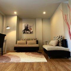 Отель The One Residence 3* Улучшенный номер с различными типами кроватей фото 4