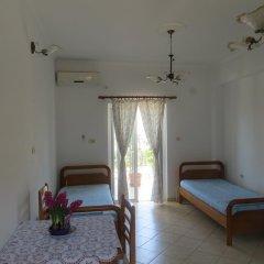Отель Cerro Албания, Ксамил - отзывы, цены и фото номеров - забронировать отель Cerro онлайн комната для гостей фото 5