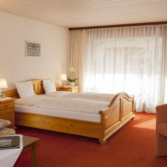 Отель Alpenhotel Residence комната для гостей