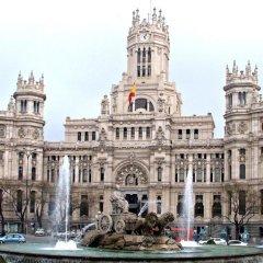 Отель Sky Suites El Prado Мадрид