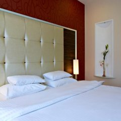 Crystal Hotel Belgrade 4* Номер Делюкс с различными типами кроватей фото 4