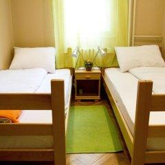 Hostel Beogradjanka Стандартный номер с различными типами кроватей