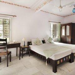 Отель Ikaki Niwas 3* Стандартный номер с различными типами кроватей фото 8