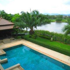 Отель Laguna Village 112/31 бассейн