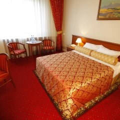 Президент-Отель 4* Стандартный номер с двуспальной кроватью фото 6