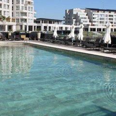 Отель Aparts Nordelta Тигре бассейн фото 3
