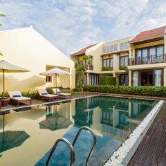 Отель Hoi An Silk Marina Resort & Spa 4* Стандартный номер с различными типами кроватей фото 2
