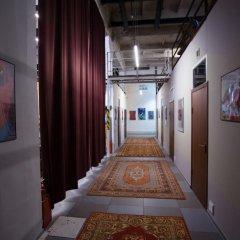 BAZA Hostel Almaty Алматы интерьер отеля