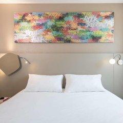 Отель ibis Styles Paris Bercy (ex all seasons) 3* Стандартный номер с различными типами кроватей