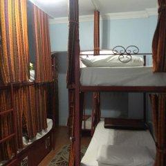 Big Apple Hostel & Hotel Кровать в общем номере с двухъярусной кроватью фото 16