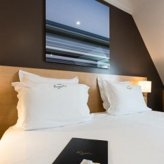 Отель The Augustin 4* Стандартный номер с различными типами кроватей фото 7